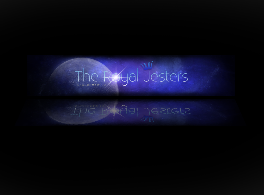 Guild Forum Banner – The Royal Jesters