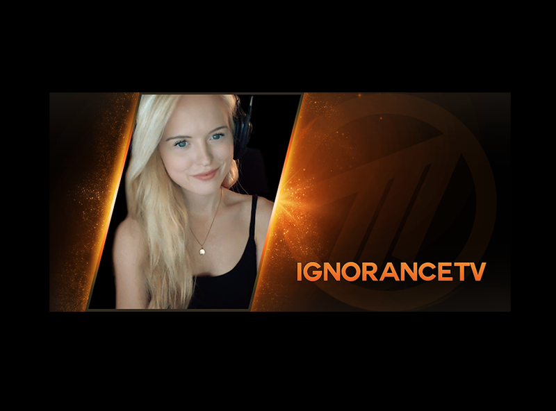 Custom Web Banner: Method Welcomes IgnoranceTV