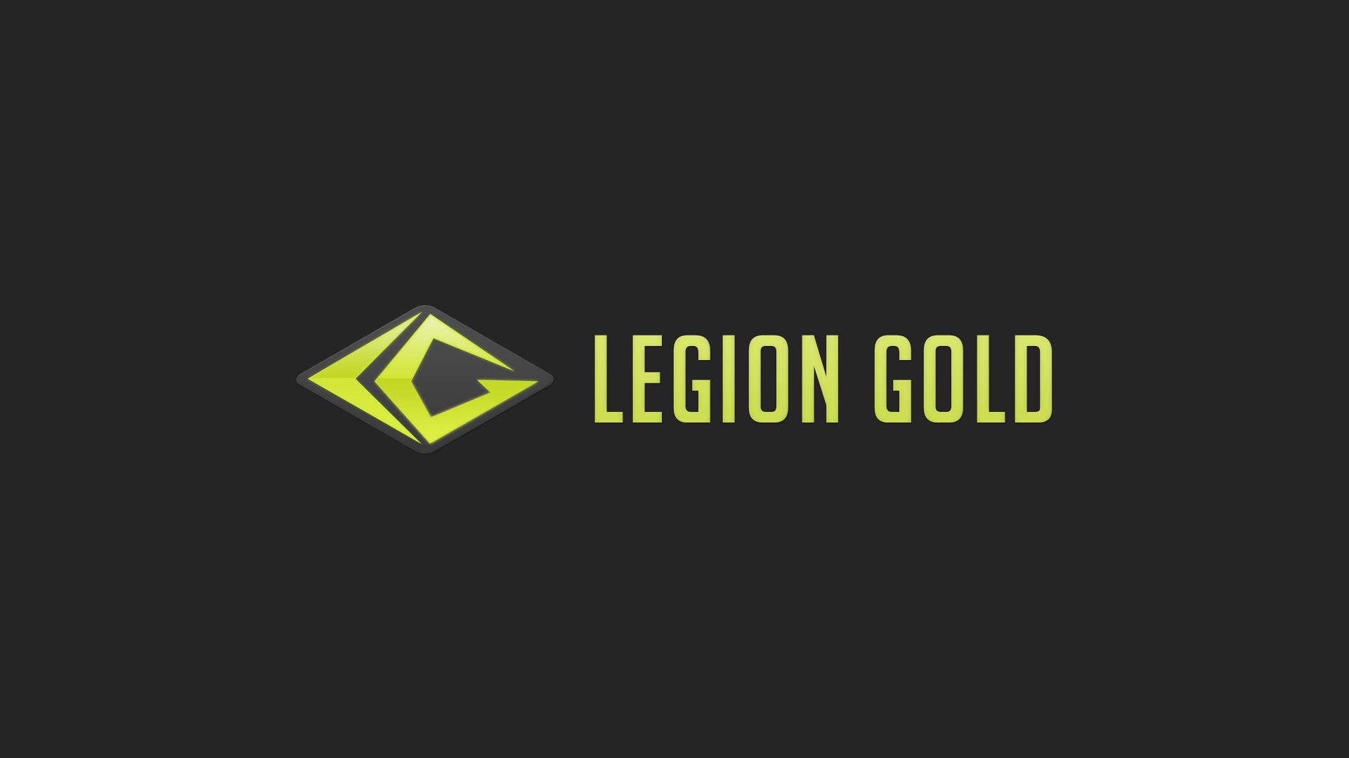 Logo Design for Legion Gold
