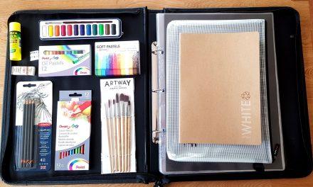 Art Class Kit for Senior Schools